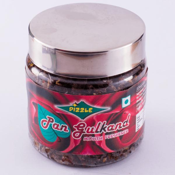 Dizzle Pan Gulkand Supari Mukhwas Container