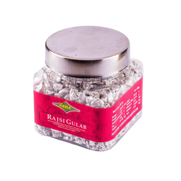Dizzle Mouth Freshener Rajsi Gulab Supari Container
