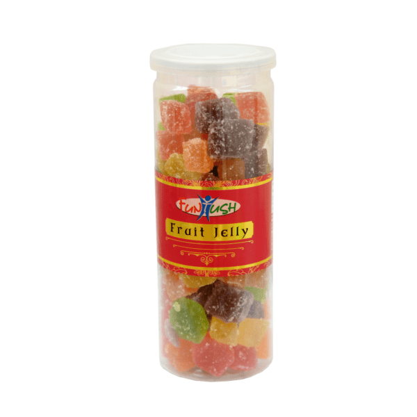 Funtush Fruit Jelly Candy Can