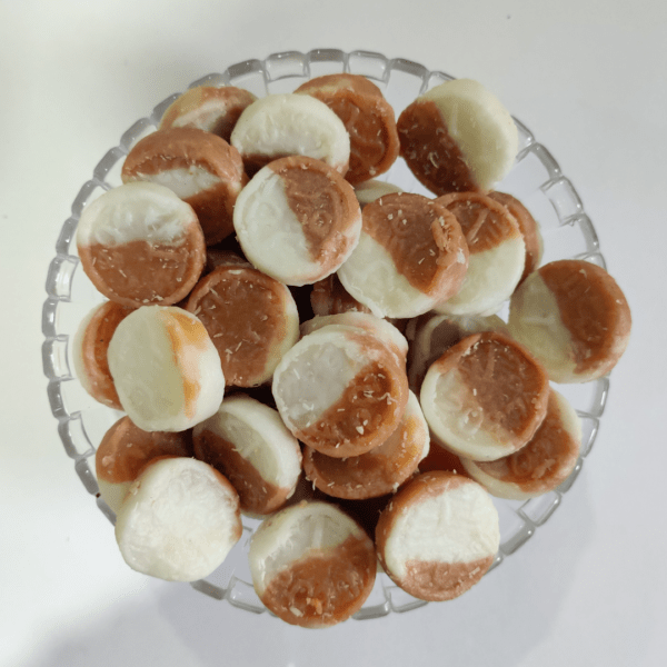 Funtush Sweet Chocolate Coconut Peda Candy