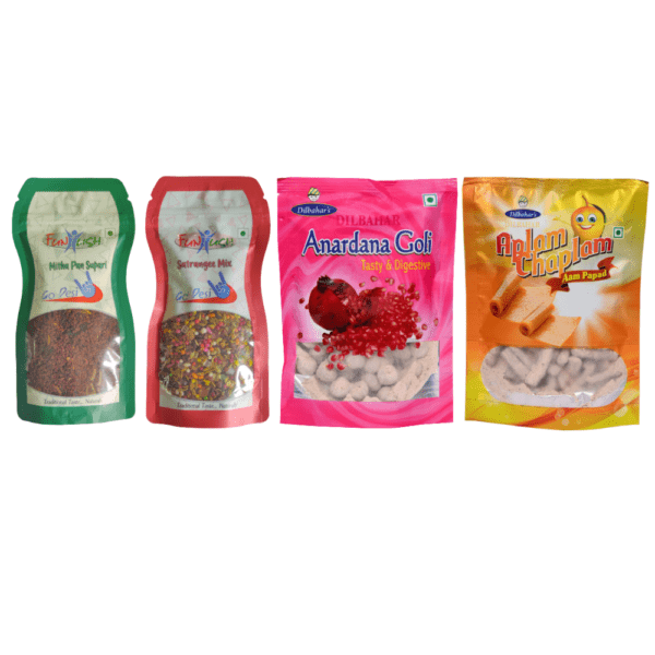 Dilbahars Festive Fusion Gift Pack Open