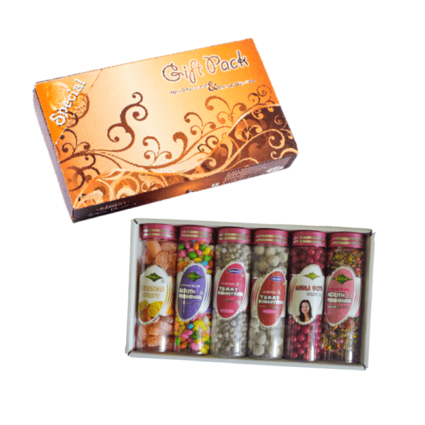 Dilbahar's Gift Pack Happiness Together