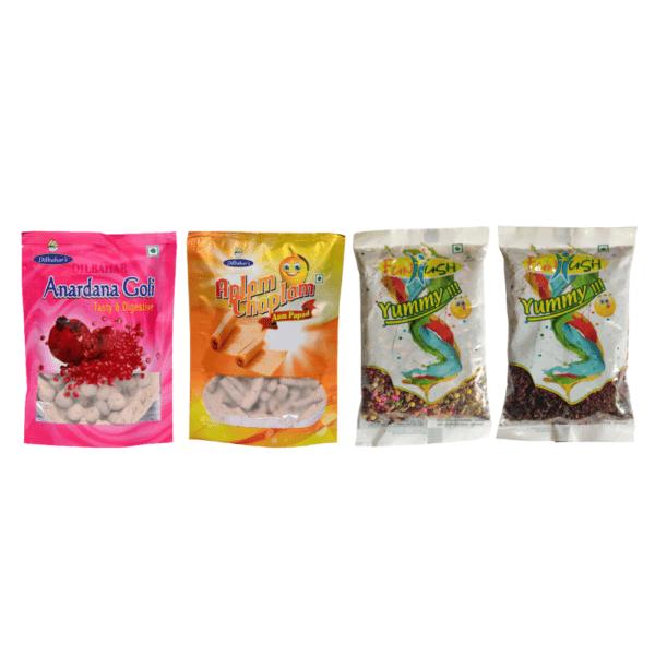 Dilbahars Super Saver Gift Pack Open